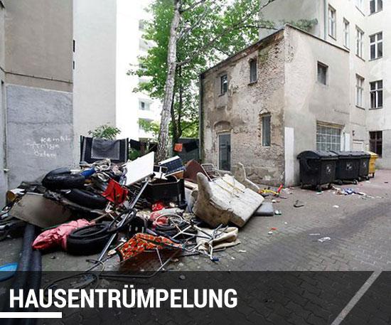 Hausräumung Wien