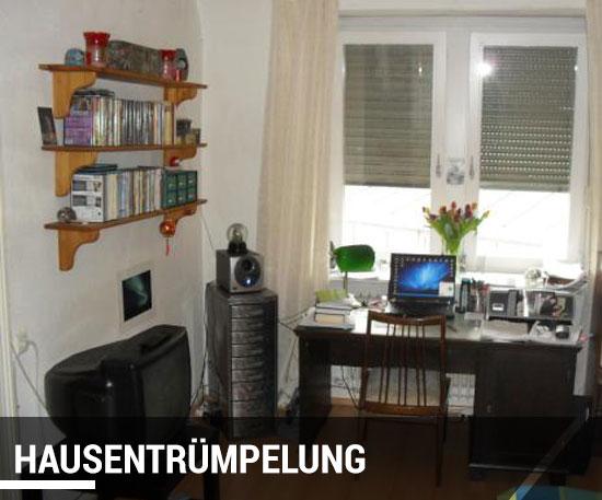 Hausentrümpelungen Wien