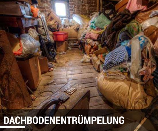 Dachbodenentrümpelung Wien